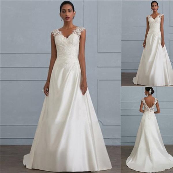 Plus Size, Lace, long dress, Dress