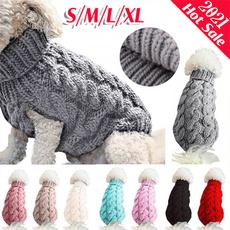 cute, Vest, pet clothes, Winter