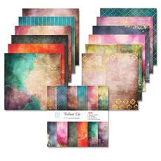 art, patternedpaper, Scrapbooking, craftpaper
