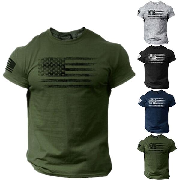 Summer, Fashion, Shirt, Men
