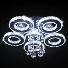 led, lustre, minichandelier, Modern