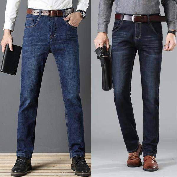 jeansformen, Plus Size, men jeans, zipperjean