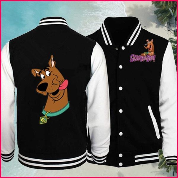 Casual Jackets, warmjacket, Sleeve, scoobydoo