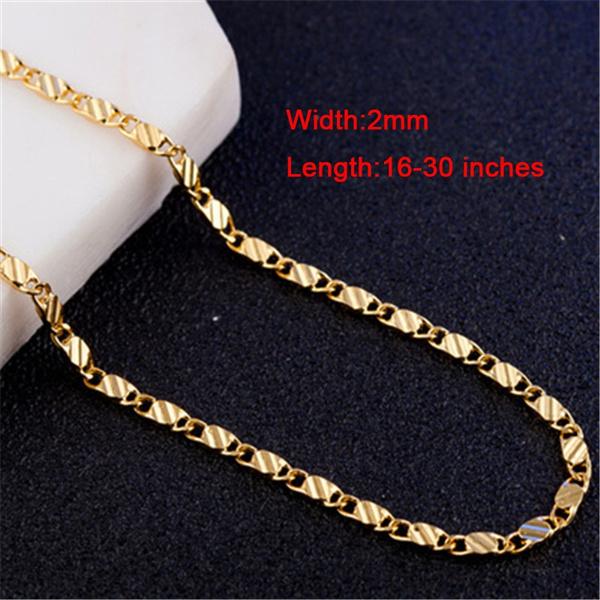 luxuryfashionnecklace, Chain Necklace, Fashion, Jewelry