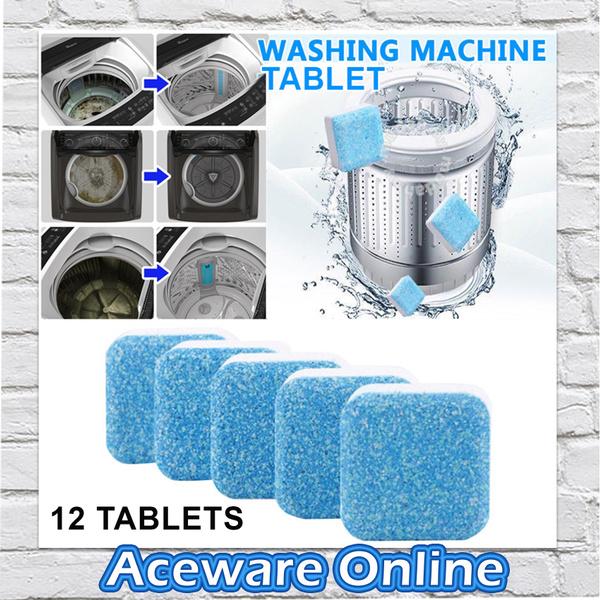 Machine, effervescentspray, Tablets, washingmachine