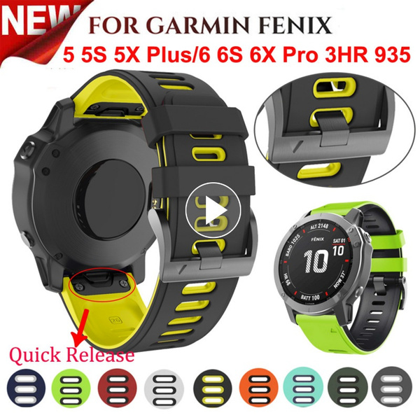 garminfenix6sband, garminwatchband, garminfenix26mmstrap, Silicone