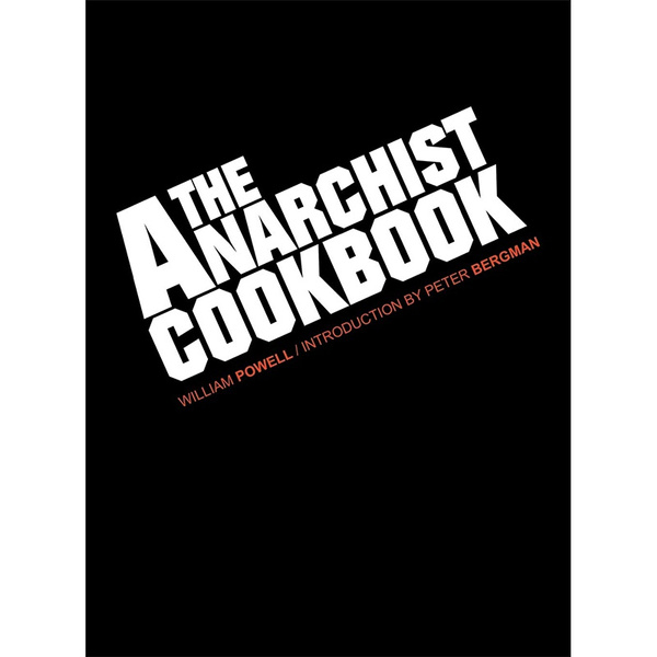 June, theanarchistcookbook, anarchismbook, Cooking