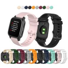 garminwatchband, garminforerunneraccessorie, Silicone, 20mmwatchband