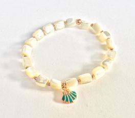 gemstone jewelry, Pearl Bracelet, Bracelet, naturalstonebracelet