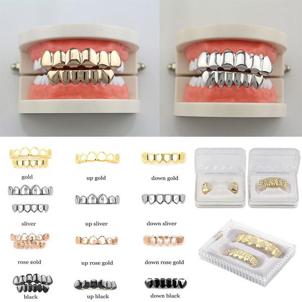 Grill, teethbrace, Health & Beauty, metalteeth