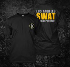lapd, swat, Fashion, Shirt