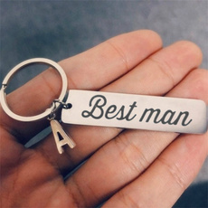 Men Jewelry, Key Chain, Jewelry, Wedding Accessories