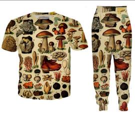 Mens T Shirt, Fashion, fashionclothestop, Mushroom