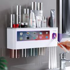 bathroomorganizer, Bathroom, Bathroom Accessories, toothpastestorage