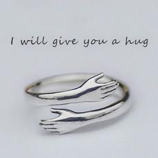 Sterling, hug, Love, Jewelry