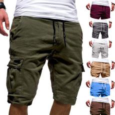 elastic waist, losseshort, Shorts, Waist