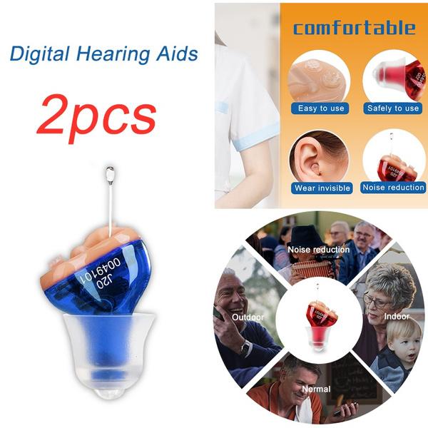 Mini, hearingaidsinvisible, hearingaid, Amplifier