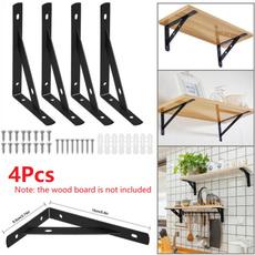 Steel, wallmounted, shelfbracketssupport, Shelf