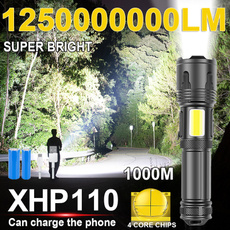 Flashlight, torchlight, led, camping