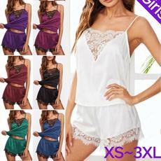 lacecrochet, nightwear, Shorts, Encaje