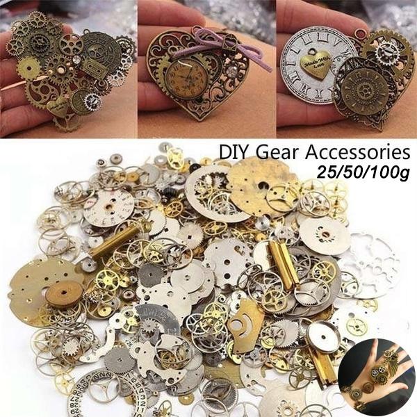 Antique, Bracelet, Zinc, watchrepair