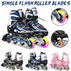 skateboardshoe, rollershoe, led, rollerskate