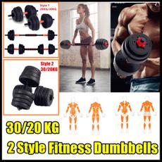 dumbbellplate, barbellplate, Training, Fitness