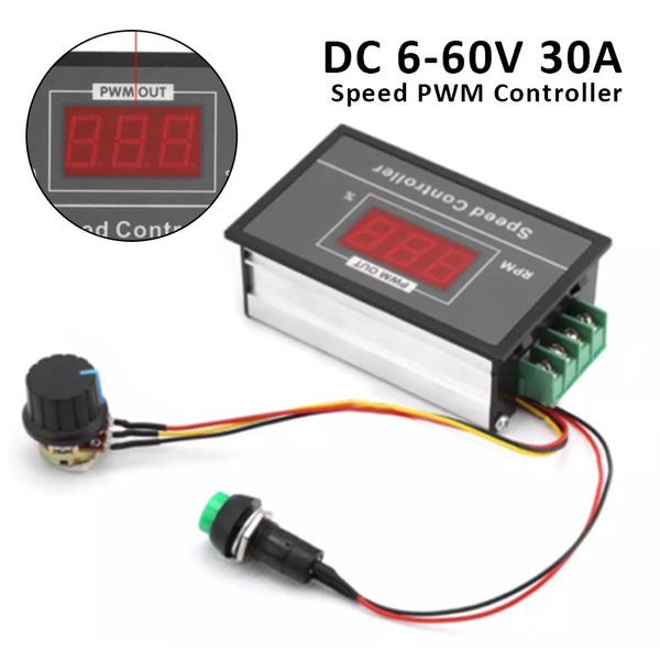 speedcontroller, pwmmotor, motorspeedcontroller, reversible