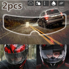 antiultraviolet, rainproof, motorcyclehelmetsaccessorie, protectivefilm