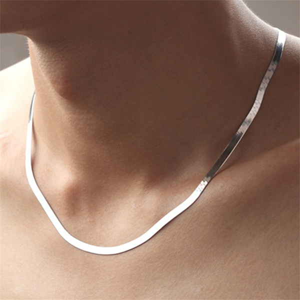 Sterling, Fashion necklaces, Jewelry, Chain