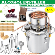 Steel, Cocktail, Stainless Steel, Kit