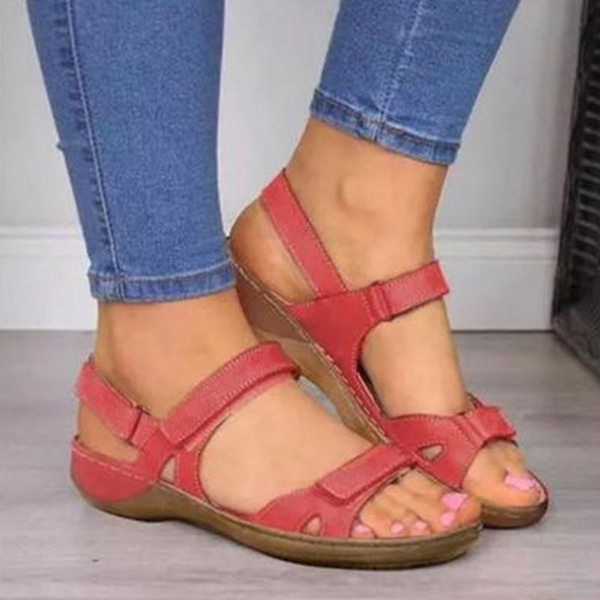 toes, Sandals, Stitching, Color
