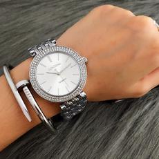 Steel, Fashion, contena, Clock