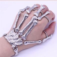 HiP, Bracelet, Goth, Jewelry