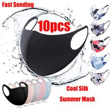 Summer, Windproof, Masque, Masks
