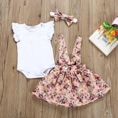Summer, Infant, Set, Sleeve