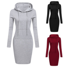 Fashion, Winter, Patchwork, Coat
