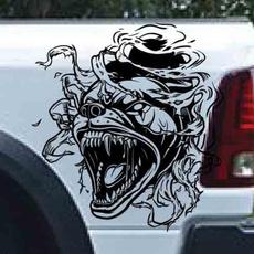 Car Sticker, Grunge, Automotive, Stickers