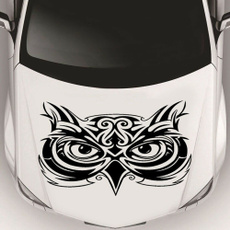 Car Sticker, Owl, carbodydecal, Stickers