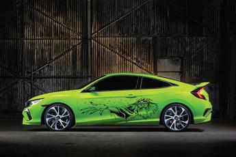 Car Sticker, Grunge, wand, Automotive