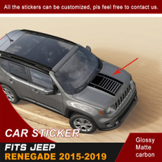 Car Sticker, Jeep, carbodydecal, Stickers