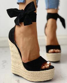 bohemia, wedge, Fashion, de