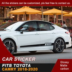 Car Sticker, carbodydecal, Stickers, Toyota