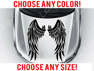 Car Sticker, Angel, carbodydecal, Stickers