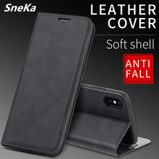 case, for, Phone, leather