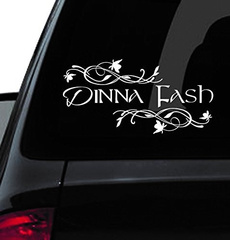 Car Sticker, carseatcover, Fashion, carstickers3d