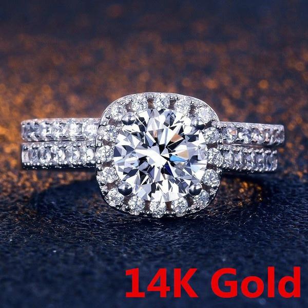 White Gold, wedding ring, gold, fashion ring