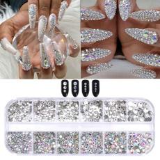 decoration, diamondnailstonescrystal, nailglitter, nailrhinestone
