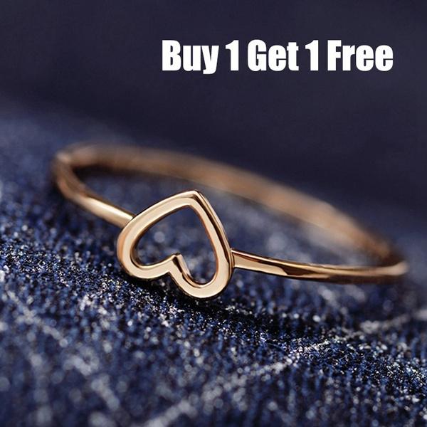 Sterling, Heart, Love, wedding ring