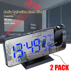 projectionalarmclock, led, snoozeclock, tabletclock